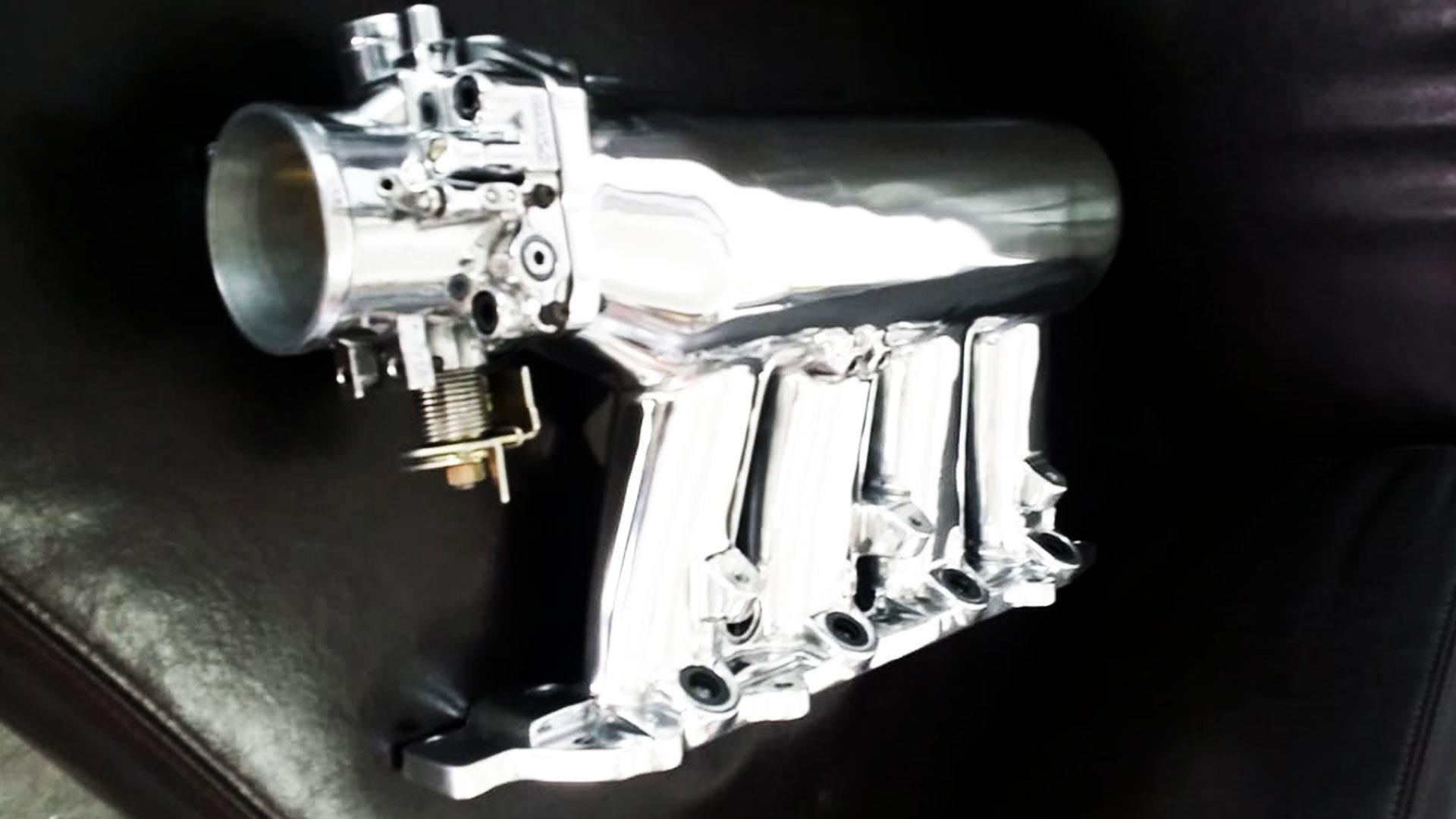 Chrome Motor