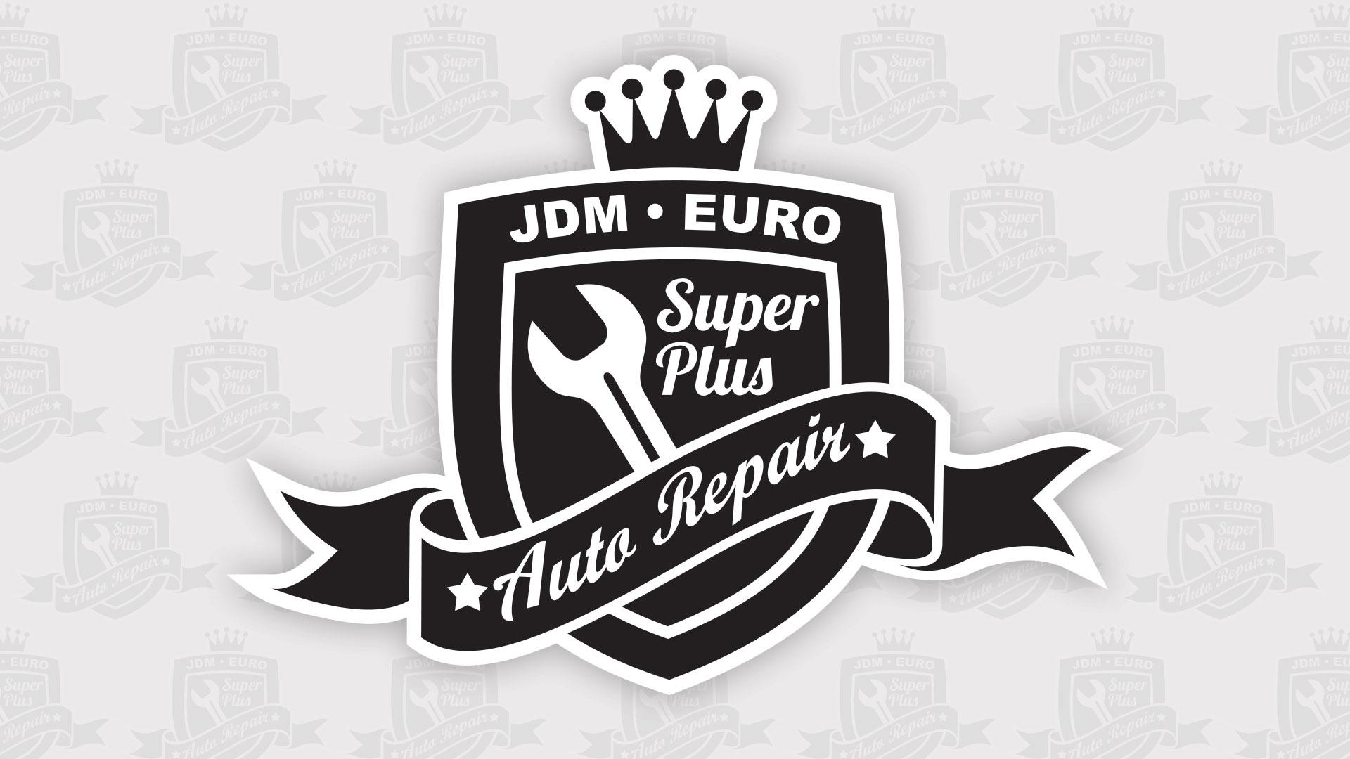 Logo Super Plus Auto